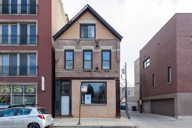 2115 Damen Avenue, Chicago, IL 60647 (MLS #10616443) :: John Lyons Real Estate