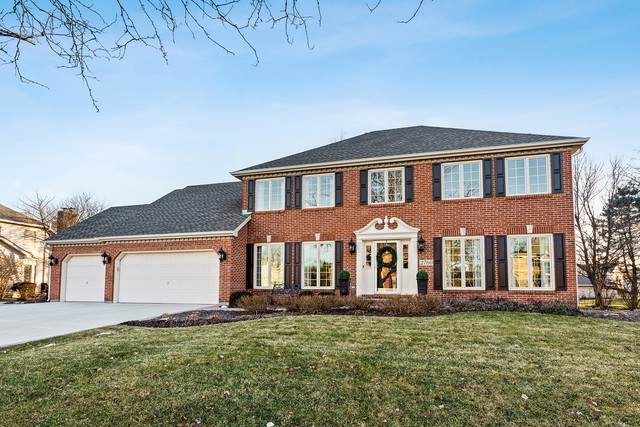 2760 Breckenridge Lane, Naperville, IL 60565 (MLS #10616464) :: John Lyons Real Estate