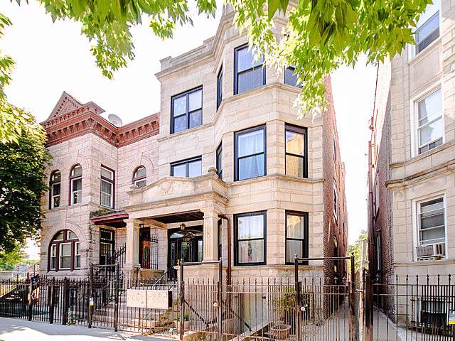 1450 N Fairfield Avenue Gr, Chicago, IL 60622 (MLS #10616500) :: The Perotti Group | Compass Real Estate