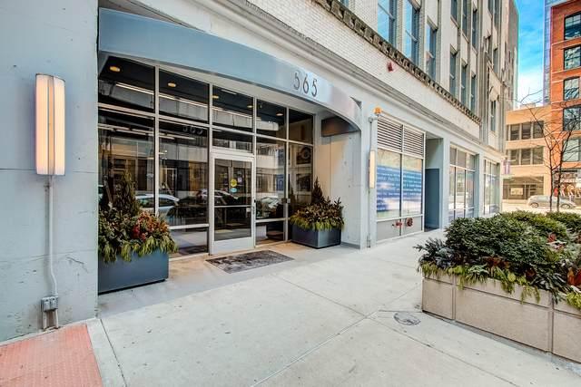 565 W Quincy Street #601, Chicago, IL 60661 (MLS #10616506) :: Baz Realty Network | Keller Williams Elite