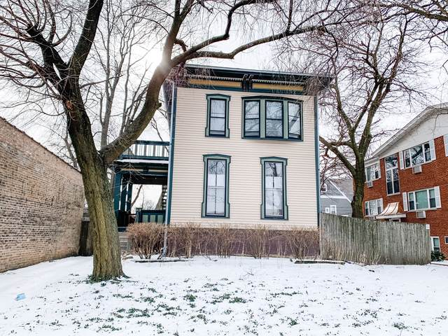 453 South Boulevard, Oak Park, IL 60302 (MLS #10616518) :: Ryan Dallas Real Estate