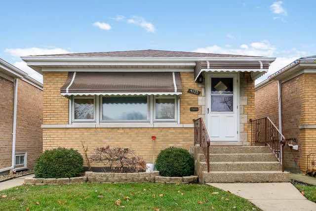 5127 S Melvina Avenue, Chicago, IL 60638 (MLS #10616532) :: The Mattz Mega Group
