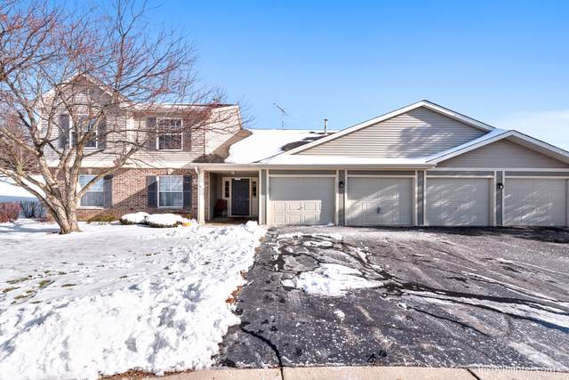 305 Buckingham Circle D, Elgin, IL 60120 (MLS #10616533) :: Century 21 Affiliated
