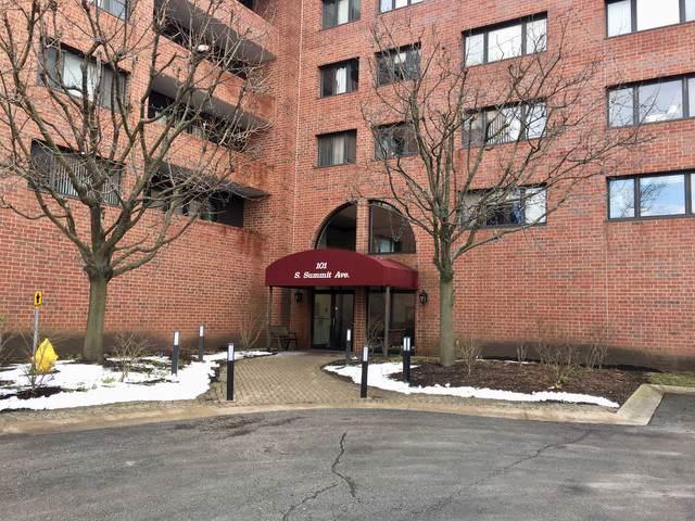 101 Summit Avenue #202, Park Ridge, IL 60068 (MLS #10616555) :: Angela Walker Homes Real Estate Group