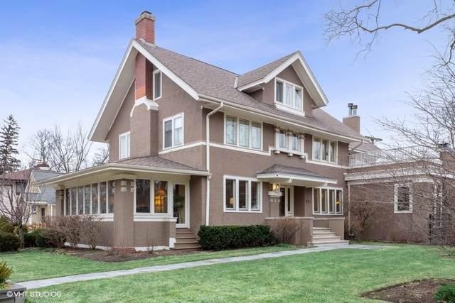 700 Columbian Avenue, Oak Park, IL 60302 (MLS #10616613) :: Ryan Dallas Real Estate