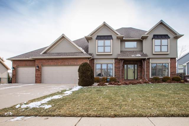 3603 Gabby Drive, Bloomington, IL 61704 (MLS #10616621) :: Berkshire Hathaway HomeServices Snyder Real Estate