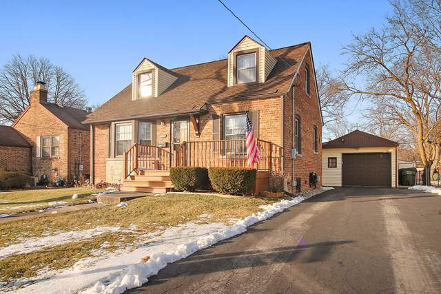 1850 187th Street, Homewood, IL 60430 (MLS #10616629) :: The Wexler Group at Keller Williams Preferred Realty