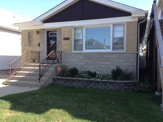 3713 N Nora Avenue, Chicago, IL 60634 (MLS #10616667) :: Ani Real Estate