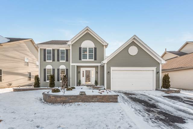 1215 Red Clover Drive, Naperville, IL 60564 (MLS #10616669) :: Property Consultants Realty