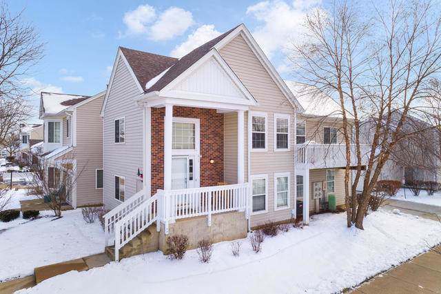613 Hidden Creek Lane #613, North Aurora, IL 60542 (MLS #10616691) :: Property Consultants Realty