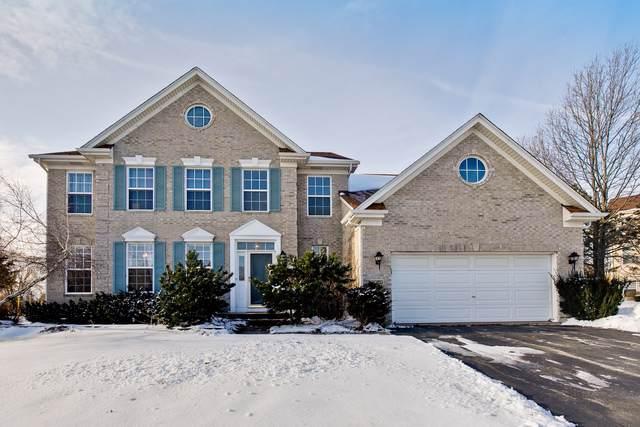 2070 Morningview Drive, Hoffman Estates, IL 60192 (MLS #10616706) :: Littlefield Group