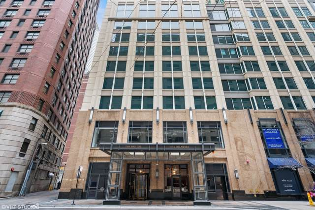 57 E Delaware Place #4001, Chicago, IL 60611 (MLS #10616726) :: Property Consultants Realty