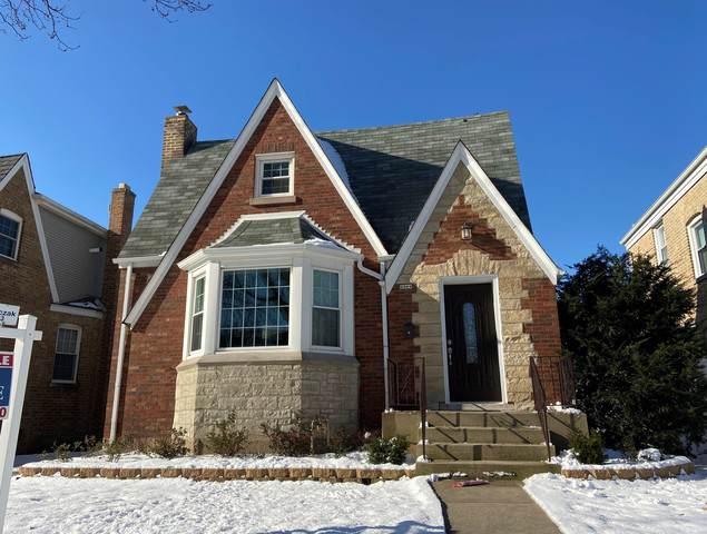 3308 N Newcastle Avenue, Chicago, IL 60634 (MLS #10616763) :: Ani Real Estate