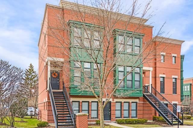 124 N Rose Street, Palatine, IL 60067 (MLS #10616768) :: Lewke Partners