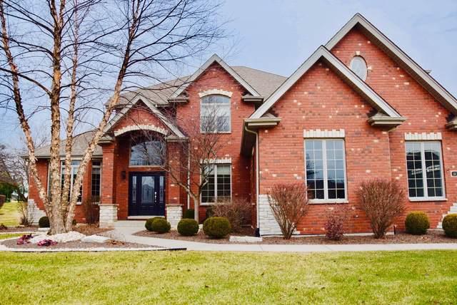 11082 Siena Drive, Frankfort, IL 60423 (MLS #10616773) :: Baz Realty Network | Keller Williams Elite