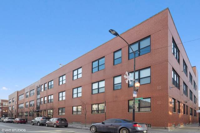 1728 N Damen Avenue #206, Chicago, IL 60647 (MLS #10616783) :: Baz Realty Network | Keller Williams Elite