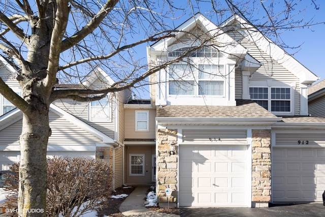 914 Windstone Court #914, Lake In The Hills, IL 60156 (MLS #10616791) :: Suburban Life Realty