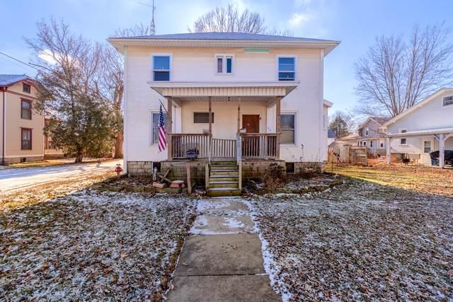 210 E Cemetery Avenue, Chenoa, IL 61726 (MLS #10616816) :: Property Consultants Realty
