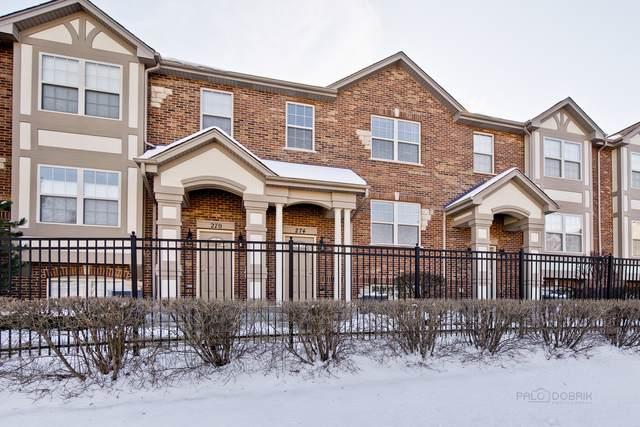 274 W Robertson Street, Palatine, IL 60067 (MLS #10616829) :: Berkshire Hathaway HomeServices Snyder Real Estate