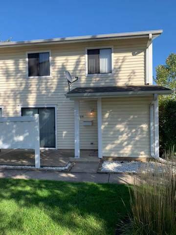 106 Windward Drive #106, Schaumburg, IL 60194 (MLS #10616901) :: The Wexler Group at Keller Williams Preferred Realty