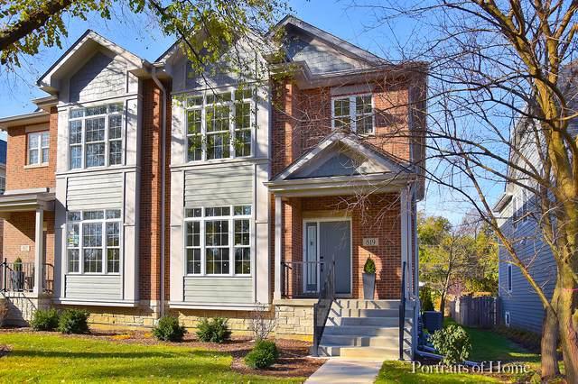 819 N Center Street, Naperville, IL 60563 (MLS #10616948) :: Berkshire Hathaway HomeServices Snyder Real Estate