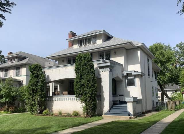 623 N Grove Avenue, Oak Park, IL 60302 (MLS #10616951) :: Ryan Dallas Real Estate