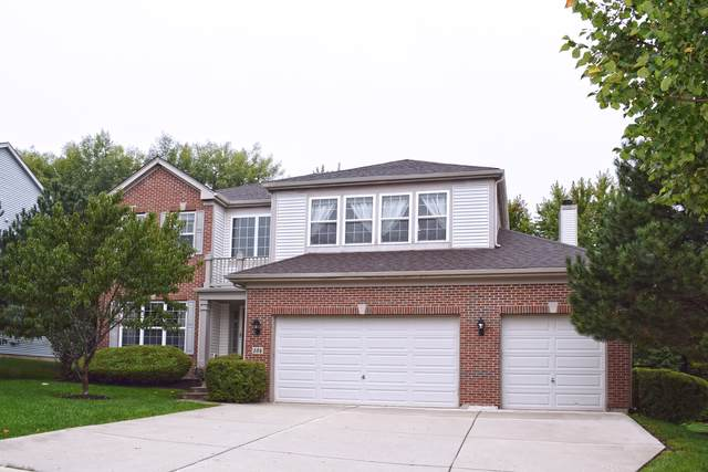 104 Nettle Lane, Streamwood, IL 60107 (MLS #10617000) :: Suburban Life Realty