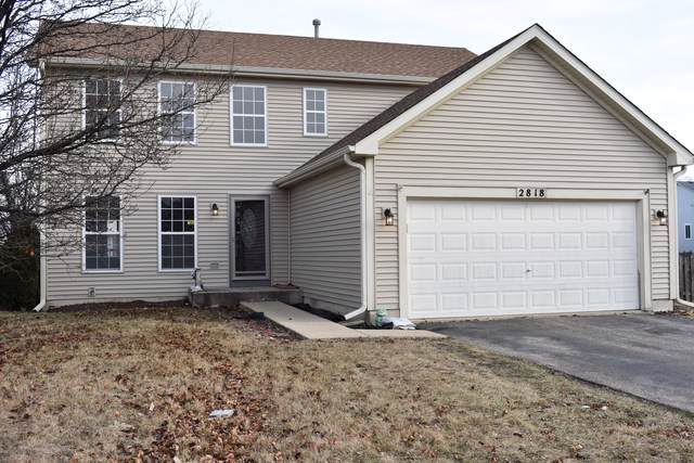 2818 River Bend Lane, Plainfield, IL 60586 (MLS #10617050) :: Property Consultants Realty