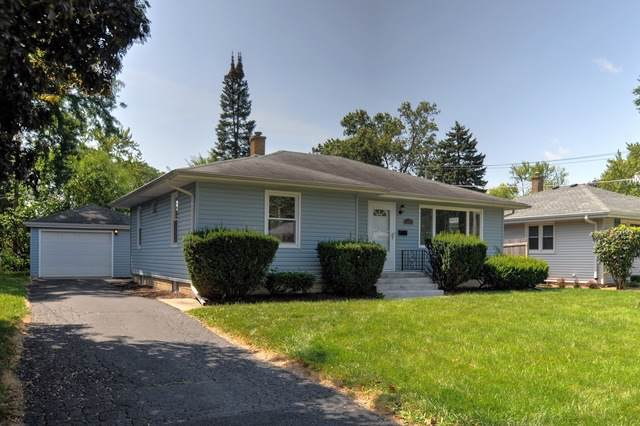 1406 Roosevelt Avenue, Joliet, IL 60435 (MLS #10617079) :: Ryan Dallas Real Estate
