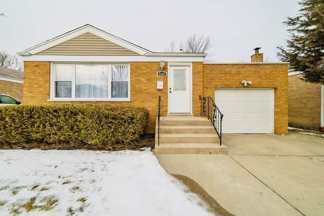 Chicago, IL 60652 :: Angela Walker Homes Real Estate Group