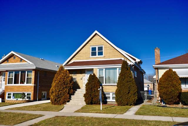 3916 W 58th Street, Chicago, IL 60629 (MLS #10617101) :: Angela Walker Homes Real Estate Group