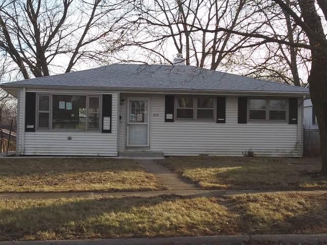 2115 Joppa Avenue, Zion, IL 60099 (MLS #10617111) :: Angela Walker Homes Real Estate Group