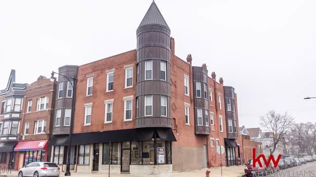 3326 W North Avenue 3E, Chicago, IL 60647 (MLS #10617140) :: The Perotti Group | Compass Real Estate