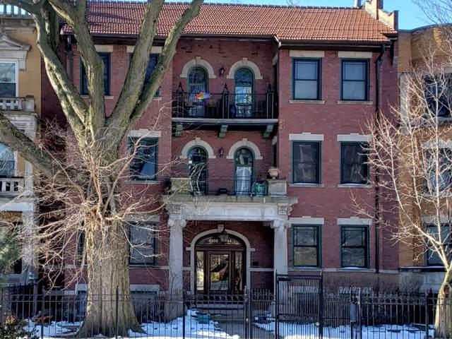4332 N Sheridan Road G, Chicago, IL 60613 (MLS #10617178) :: John Lyons Real Estate