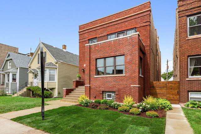 3346 W Cullom Avenue, Chicago, IL 60618 (MLS #10617180) :: Property Consultants Realty