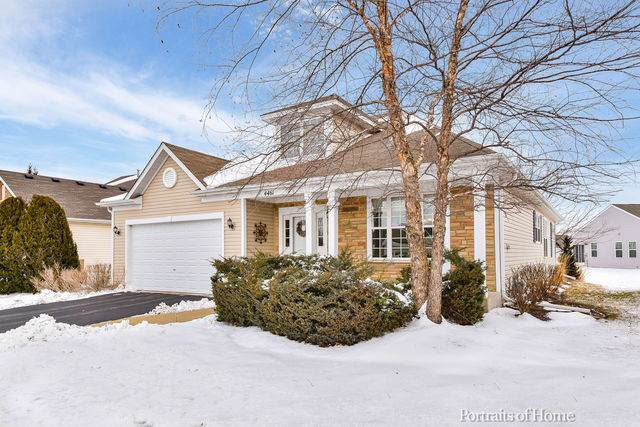 4461 E Mill Brook Circle, Yorkville, IL 60560 (MLS #10617201) :: Helen Oliveri Real Estate
