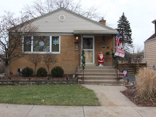 4005 Grove Avenue, Brookfield, IL 60513 (MLS #10617206) :: Helen Oliveri Real Estate