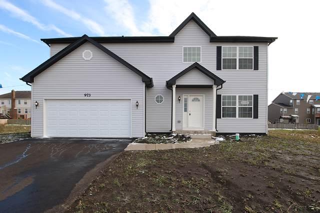 973 Garnet Lane, Montgomery, IL 60538 (MLS #10617212) :: Helen Oliveri Real Estate