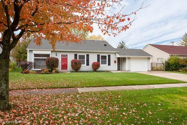 1012 Stratford Circle, Streamwood, IL 60107 (MLS #10617302) :: Suburban Life Realty
