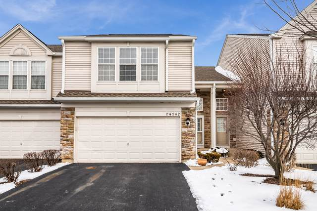 24942 Franklin Lane #0, Plainfield, IL 60585 (MLS #10617311) :: Property Consultants Realty