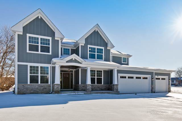 765 S White Willow Bay, Palatine, IL 60067 (MLS #10617316) :: Littlefield Group