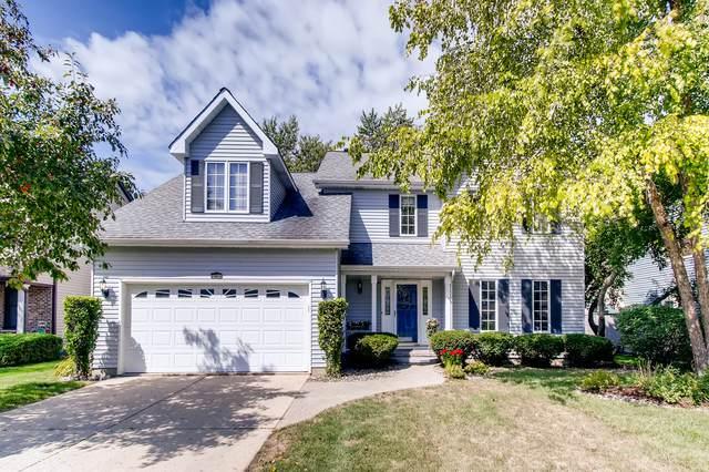 4930 Tarrington Drive, Hoffman Estates, IL 60010 (MLS #10617321) :: Littlefield Group