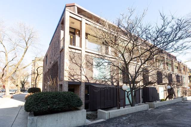 235 W Eugenie Street G7, Chicago, IL 60614 (MLS #10617349) :: John Lyons Real Estate