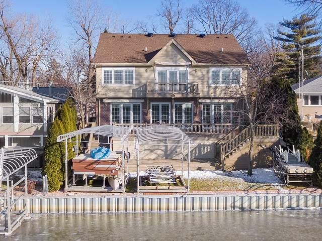 33418 N Lake Shore Drive, Grayslake, IL 60030 (MLS #10617390) :: Angela Walker Homes Real Estate Group