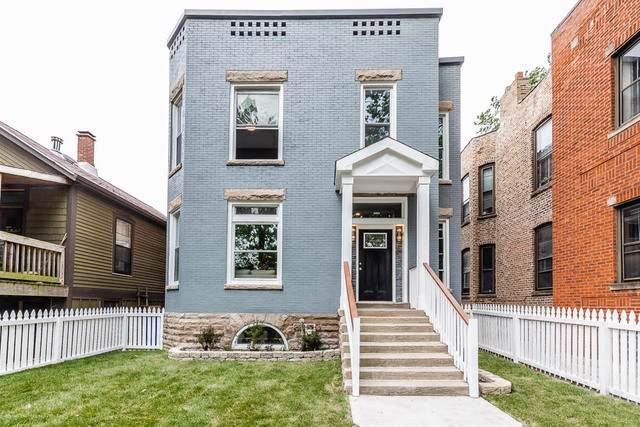 5462 S Dorchester Avenue, Chicago, IL 60615 (MLS #10617417) :: The Dena Furlow Team - Keller Williams Realty
