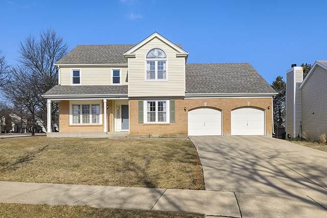 419 Cedar Court S, Buffalo Grove, IL 60089 (MLS #10617436) :: Baz Network | Keller Williams Elite
