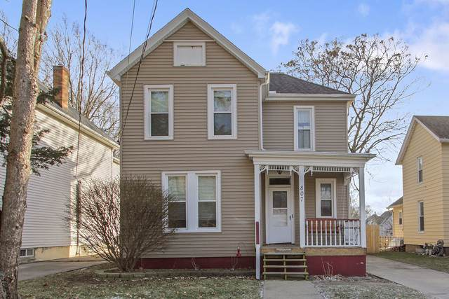 807 Bell Street, Bloomington, IL 61701 (MLS #10617437) :: Berkshire Hathaway HomeServices Snyder Real Estate