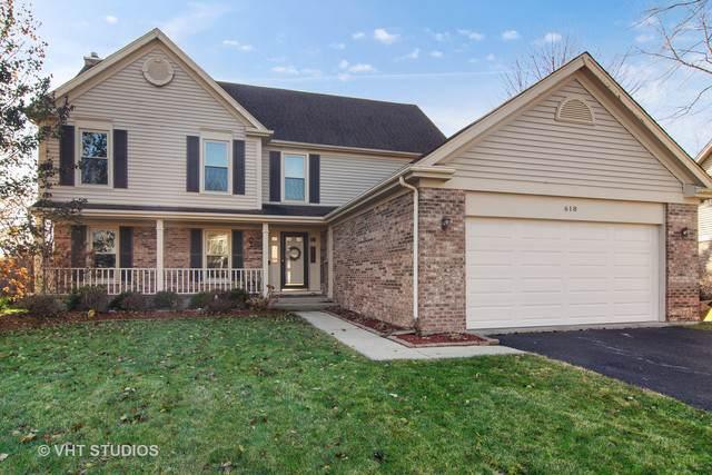618 N Victoria Drive, Palatine, IL 60074 (MLS #10617450) :: Angela Walker Homes Real Estate Group