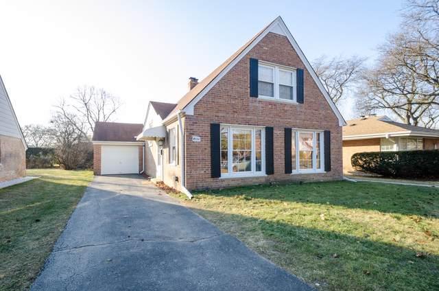 4551 W Pratt Avenue, Lincolnwood, IL 60712 (MLS #10617453) :: Berkshire Hathaway HomeServices Snyder Real Estate