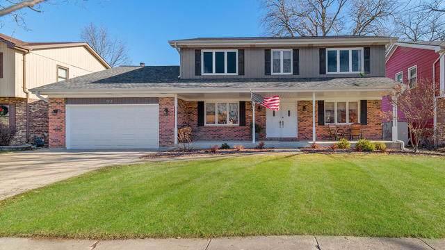 5821 Deer Creek Lane, Westmont, IL 60559 (MLS #10617531) :: Berkshire Hathaway HomeServices Snyder Real Estate